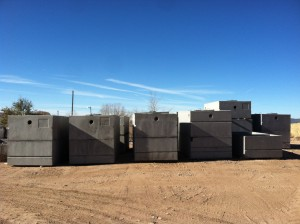 Septic Tanks Santa Fe NM - Albert Montano Sand and Gravel