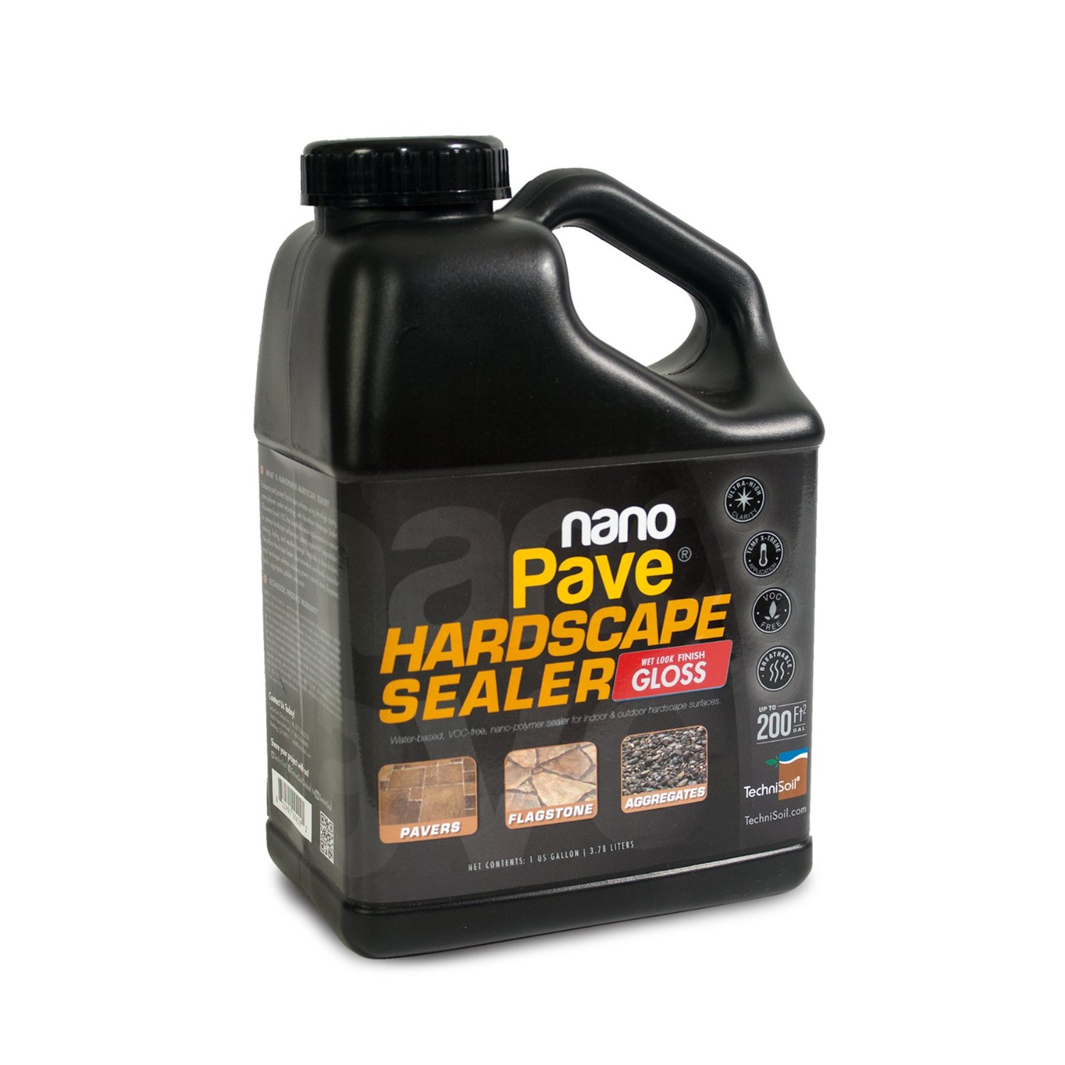 <br><strong>GLOSS HARDSCAPE SEALER</strong><br>