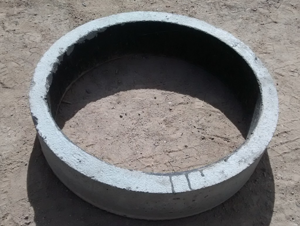6 Inch Concrete Riser Albert Montano Sand And Gravel 01