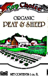 Top Choice Organic Peet and Sheep - Albert Montano Sand and Gravel