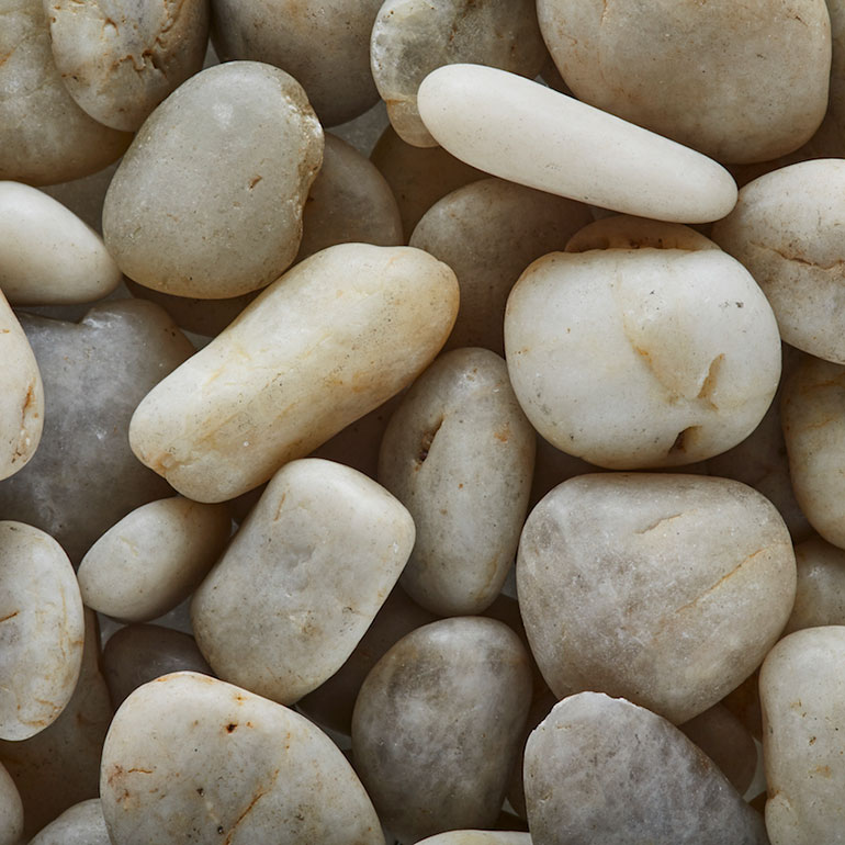 <br>White Pebbles</br>